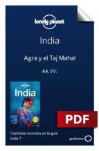 india 7_7. agra y el taj mahal (ebook) abigail blasi michael benanav 9788408197867
