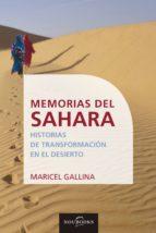 memorias del sahara (ebook)-maricel gallina-9788415404767