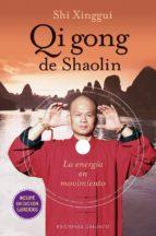 qi gong de shaolin (+ dvd)-shi xinggui-9788415968467