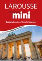 diccionario mini aleman español / español aleman 9788416124367