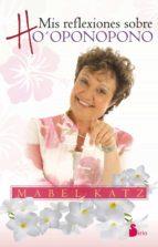 mis reflexiones sobre ho oponopono (ebook) mabel katz 9788416233267