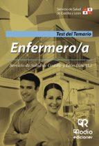 enfermero/a: test del temario. servicio de salud de castilla y leon-9788416506767