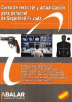 curso de reciclaje y actualizacion para personal de seguridad privada-9788416576067
