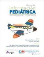 guía de información pediátrica para profesionales sanitarios mercedes navarro torres 9788416732067