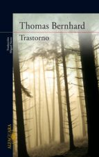 trastorno (ebook)-thomas bernhard-9788420492667
