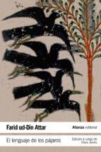 el lenguaje de los pajaros farid ud dïn attar 9788420693767