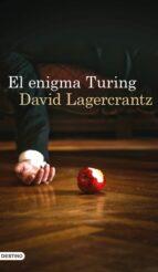 el enigma turing david lagercrantz 9788423351367