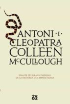 antoni i cleopatra colleen mccullough 9788429761467
