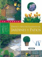 diseño y aprovechamiento de jardines y patios-pierre nessmann-9788430535767