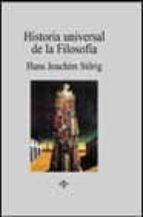 historia universal de la filosofia-hans joachim storig-9788430926367