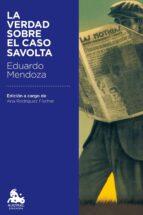 la verdad sobre el caso savolta-eduardo mendoza-9788432224867