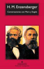 conversaciones con marx y engels-hans magnus enzensberger-9788433973467