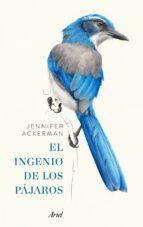 pack el ingenio de los pajaros + cuaderno de observacion jennifer ackerman 9788434427167