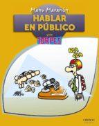 hablar en publico para torpes (torpes 2.0)-manu marañon uriarte-9788441534667