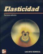 elasticidad-luis ortiz berrocal-9788448120467