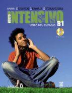 anaya ele intensivo b1: libro del alumno (español lengua extranje ra) (incluye cd) maria angeles alvarez martinez 9788466793667