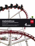 matemáticas orientadas a las enseñanzas académicas 4º eso savia andalucía 9788467586367