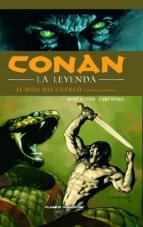 conan, la leyenda nº 02: el dios del cuenco y otras historias-kurt busiek-9788468400167