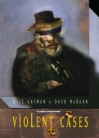 violent cases-neil gaiman-dave mckean-9788468477367