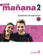 nuevo mañana 2: cuaderno de ejercicios. curso de español a2 9788469846667