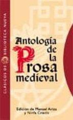 antologia de la prosa medieval 9788470304767