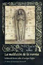la maldicion de la momia a. j. navarro 9788477025467