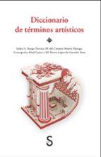 diccionario de términos artísticos 9788477376767