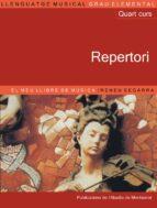 el meu llibre de musica 4 llenguatge musical grau elemental-ireneu segarra malla-9788478267767