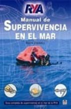 manual de supervivencia en el mar-colwell keith-9788479027667