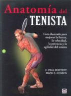anatomia del tenista: guia ilustrada para mejorar la fuerza, la v elocidad, la potencia y la agilidad del tenista e. paul roetert 9788479029067