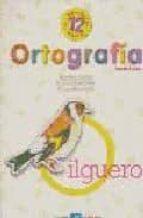 ortografia 12, 6º educacion primaria (2ª ed.)-9788481050967