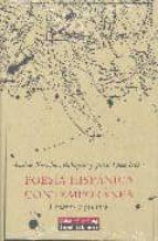 El libro de Poesia hispanica contemporanea: ensayos y poemas autor ANDRES SANCHEZ ROBAYNA DOC!