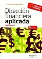 dirección financiera aplicada ( incluye cd-r)-alfonso rodriguez sandias-9788484089667