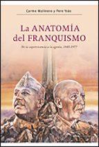 la anatomia del franquismo: de la supervivencia a la agonia del r egimen franquista, 1945-1977.-carme molinero-9788484320067