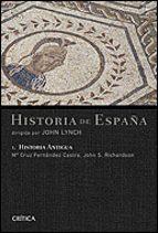 historia de españa (vol i): historia antigua-john s. richardson-m cruz fernandez castro-9788484326267
