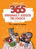 365 enigmas y juegos de logica 9788484412267