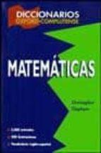 diccionario de matematicas 9788489784567