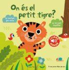 on es el petit tigre?-marion billet-9788490574867