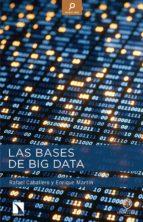 las bases de big data rafael caballero roldan 9788490970867
