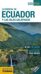ecuador y las islas galapagos (guia viva)-galo martin-9788491580867