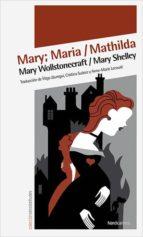 mary maria mathilda mary shelly 9788492683567