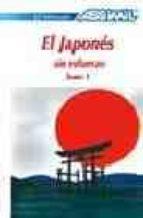 el japones sin esfuerzo 1. libro catherine garnier 9788493088767