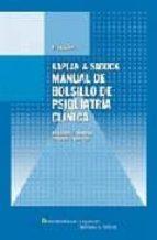 kaplan & sadock manual bolsillo psiquiatria clinica-benjamin j. sadock-9788493531867