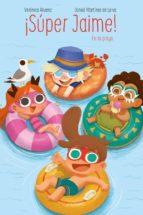 super jaime 2 en la playa-veronica alvarez-daniel martinez de leiva-9788494258367