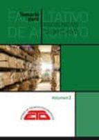 temario para facultativo de archivos. vol. 3, archivística-9788494720567