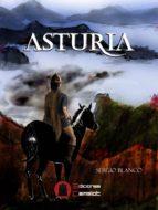 asturia sergio blanco gutierrez 9788494744167