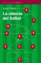 la ciencia del futbol (catalan)-albert folch-9788497870467