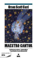 maestro cantor-orson scott card-9788498722567