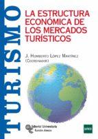 la estructura economica de los mercados turisticos jose humberto lopez martinez 9788499611167