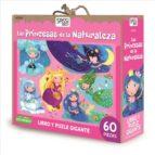 El libro de Princesas de la naturaleza (libro y puzle gigante) autor VV.AA. TXT!